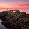 Dawn at Swallow Tail Lighthouse,  Grand Manan Island, New Brunswick