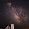 Milky Way Over Stage Harbor Light