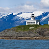 Point Retreat Lighthouse, Admiralty Island (near Juneau), Alaska