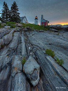Pemaquid On the Rocks 1740 w63