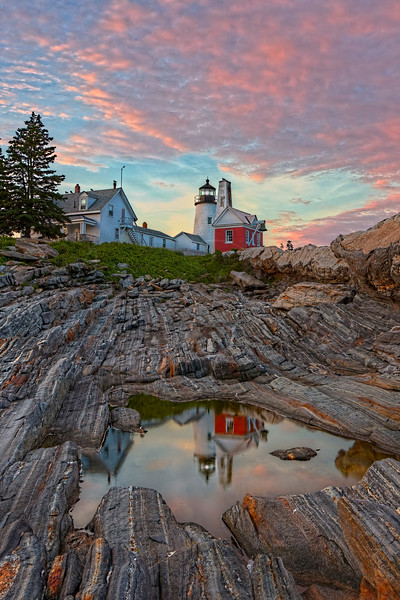Pemaquid Reflections  9765  w61