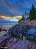 Bass Harbor Suns Rays 0458 w57