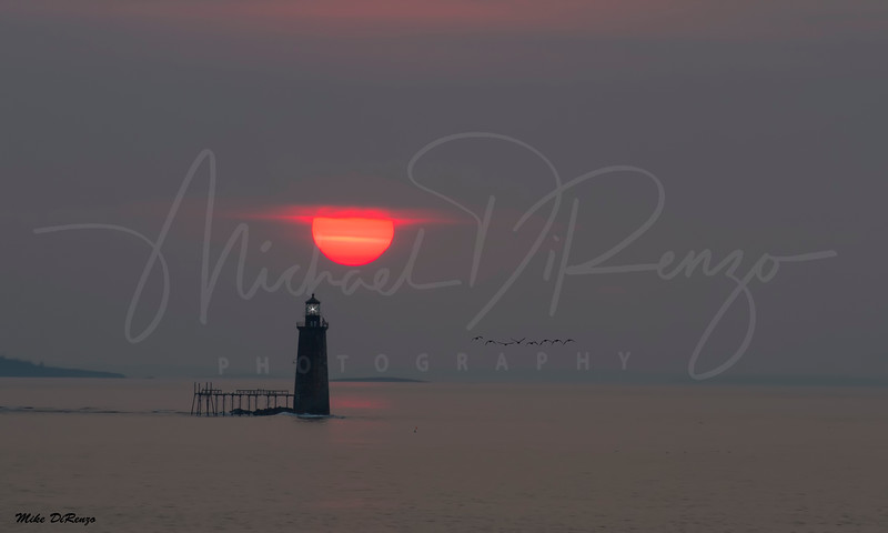 Ram's Island Sunrise 3762 w42