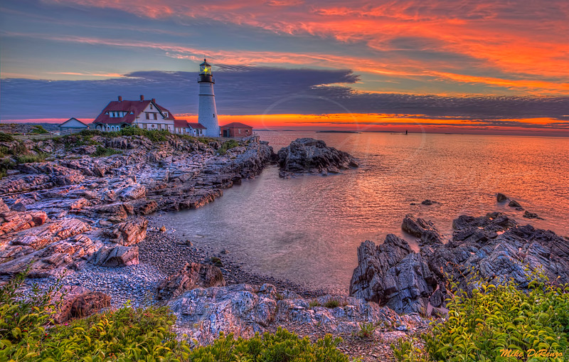 Portland Sunrise Serenade 5284 w47