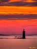 Ram's Island at Dawn 7295 w43
