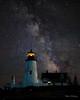 Pemaquid Point After Dark 1607 w63