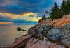 Acadia Sunset 0495 w57