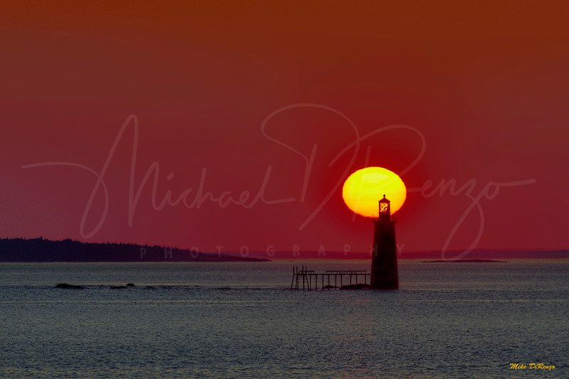 Ram's Island Sun Up 7951 w63