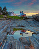 Pemaquid Pastel Dawn 1701 w65
