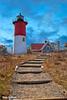 Nauset Light - Cape Cod  4498  w27