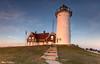 Nobska Lighthouse - Woods Hole  5259 w27