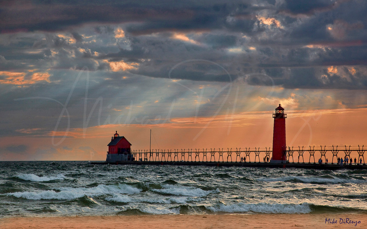 Grand Haven Curtains of Light   3462