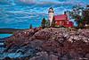 Eagle Harbor Lighthouse  3849  w30