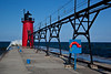 South Haven Lighthouse 3409