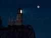 Split Rock Full Moon