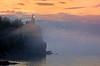 Foggy Split Rock Lighthouse 4628
