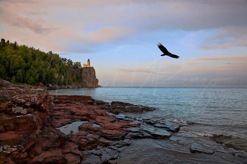 Split Rock Sunset - 4832 W4 HCC