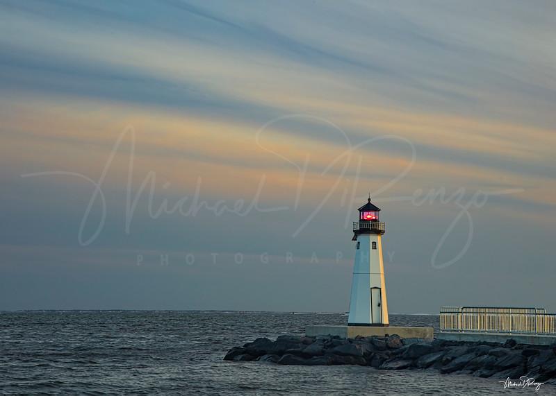 Sandspit Marina Lighthouse 6083