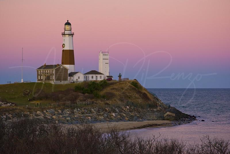 Montauk Point Lighthouse 7667