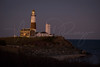 Montauk Lighthouse at Christmas 7695