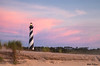 Cape Hatteras Lighthouse at Dawn 9326 w36