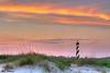 Cape Hatteras Sundown  3061 w40