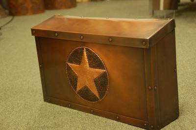 Texas Star Mailbox