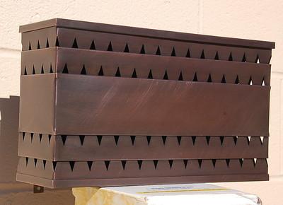 Crown Mailbox