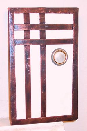 Door bell cover
