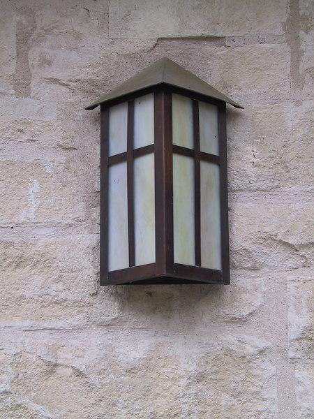 Mission lighting fixtures