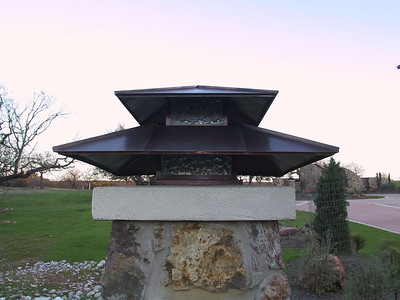 Double roof lantern
