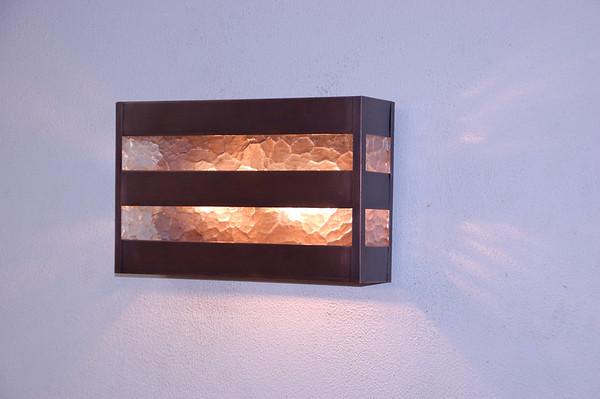 Slat Wall Sconces, lighting pendants and post lanterns