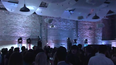 Hendrix College Winter Formal Lighting Highlights & End of the Night Thoughts