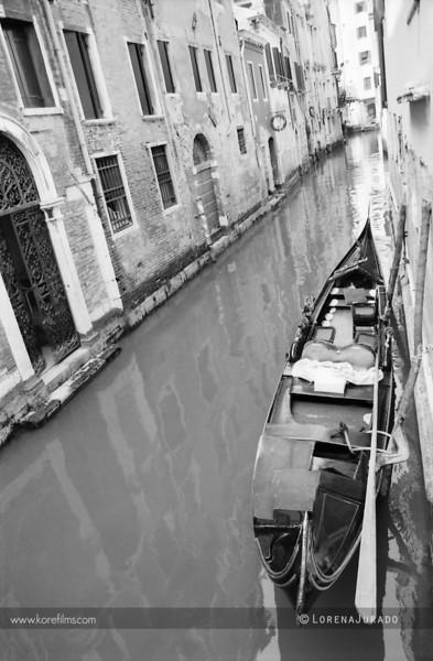 Venice, Italy  (May, 2004)<br /> Photograph by Lorena Jurado