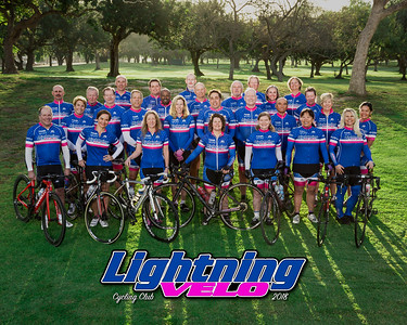 2018 Lightning Velo Club Photo