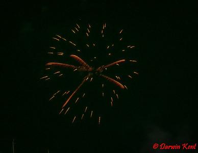 2017 Mopar Canadian Nationals fireworks @ GBM