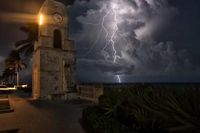 The Clock Tower ~ Palm Beach Florida