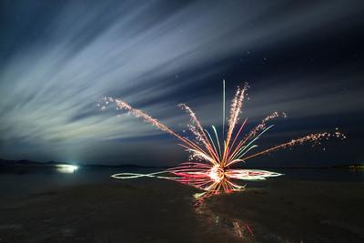 an explosion of fun