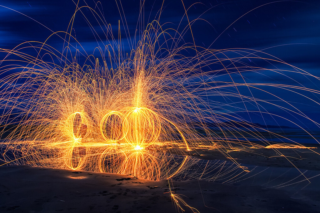 orbs of FIRE