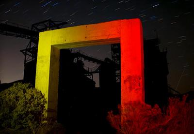 gate @ Marblehead, Utah