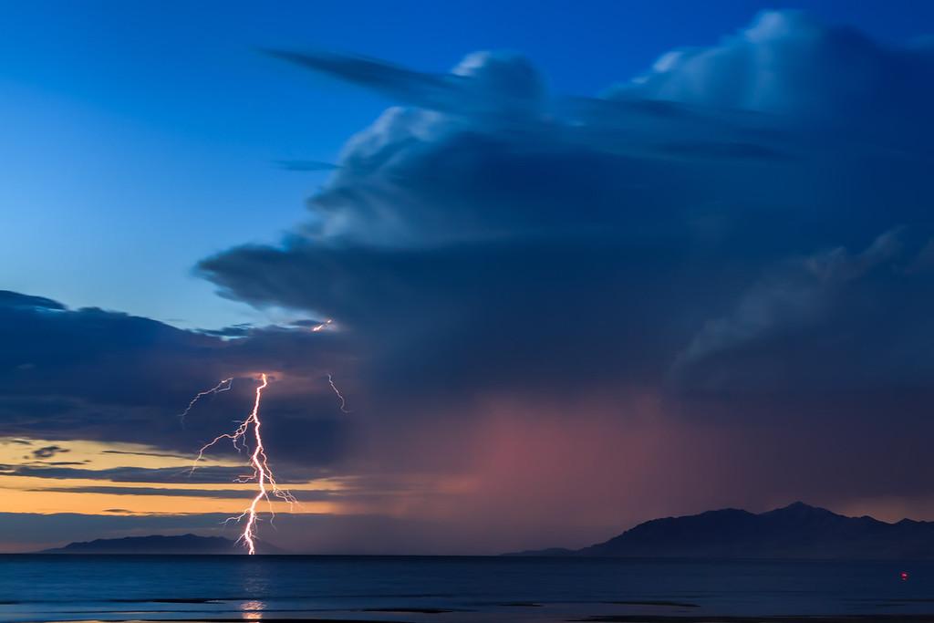 Lightning Storm 8.28.13