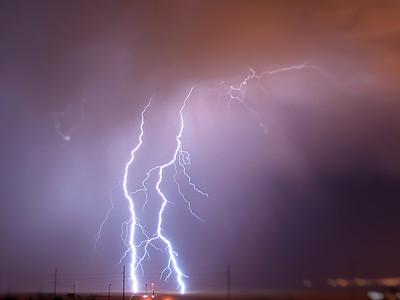 utah lightning