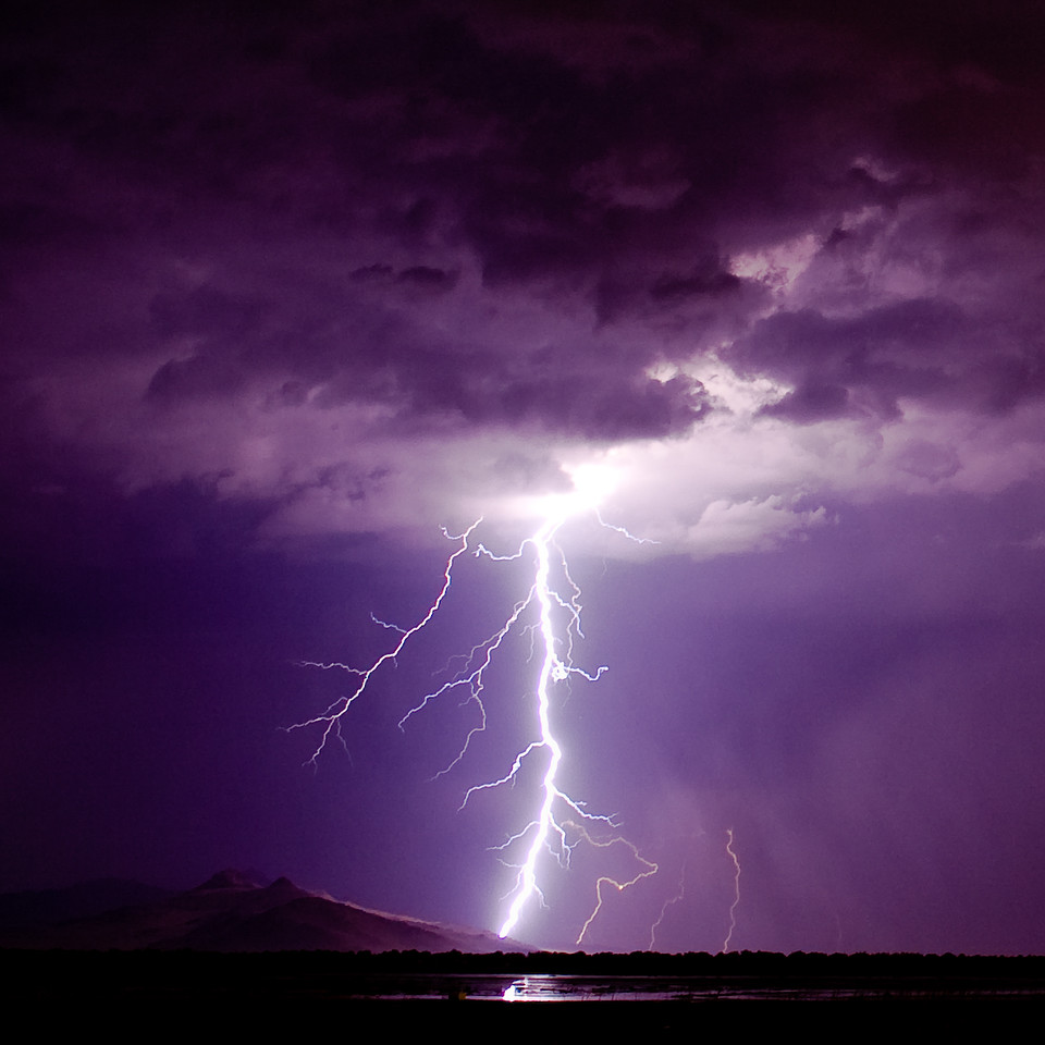 Thor's Hammer (Great Salt Lake, Utah)