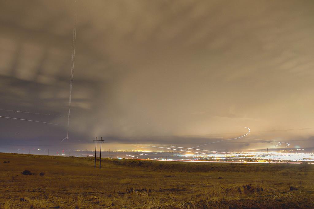 29 exposures waiting for lightning