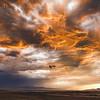 Great Salt Lake Cloudscape