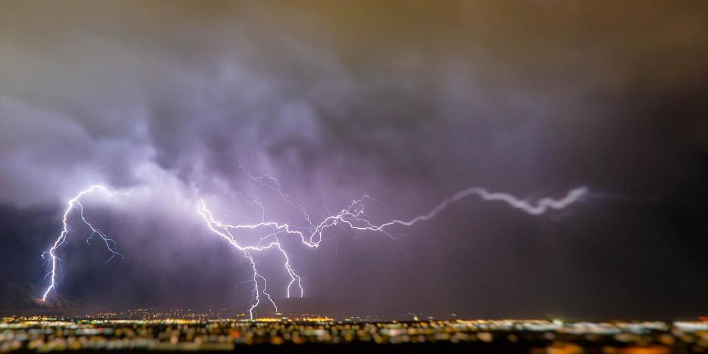 Tuesday Night Lightning