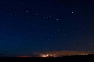 My first lightning shot of 2011.