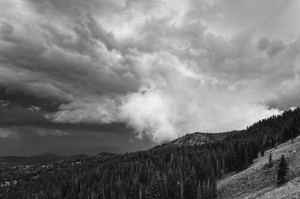 guardsman pass summer storm