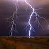 Lightning Great Salt Lake