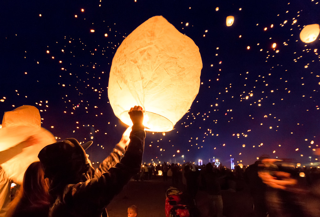 Salt Lake City | The Lantern Fest
